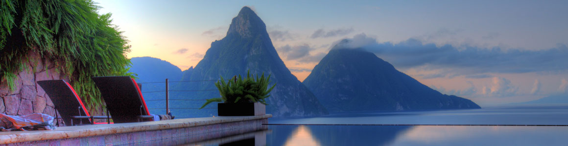 Take Five Promotion at Jade Mountain St Lucia